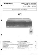 Blaupunkt Original Service Manual für Video RTV 311