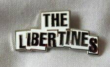 **NEW** The Libertines enamel badge. Babyshambles,Pete Doherty,Mod, Indie