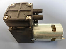 DC12V Micro vacuum pump Mini-pumps Suction aspiration air pump 24L High flow