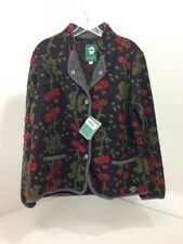 ALP Italian Tyrolean Women's Sweater Multicolor Size XL NWT $159.99