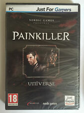 JEU PC neuf _PAINKILLER UNIVERSE Inclus BATTLE OUT OF HELL + OVERDOSE_ FPS