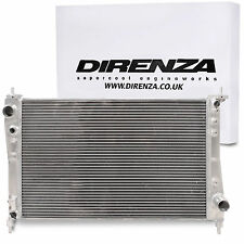 DIRENZA ALUMINIUM ALLOY RADIATOR FOR FORD COSWORTH RS500 2WD 4WD ESCORT SIERRA