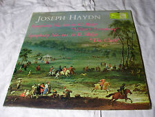 135 037 HAYDN Symphony No100 & 101 - Otmar Suitner - LP NM #B