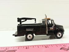 1/64 CUSTOM INTERNATIONAL PROSTAR CAT CATERPILLAR SERVICE TRUCK ERTL FARM TOY