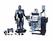 Hot Toys RoboCop with Mechanical Chair 1/6th scale Action Figure