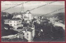 BELLUNO CITTÀ 34 BORGO GARIBALDI Cartolina viaggiata 1917