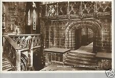 Rood Screen Glasgow cathedral  image from 1893 Old Unposted Real Photograph