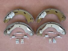 Land Rover Discovery 3 & 4 Handbrake Shoe Set with Clips & Springs both sides