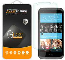 Supershieldz Ballistic[Tempered Glass] Screen Protector Saver For HTC Desire 526