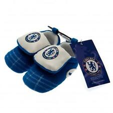 Chelsea Fc Baby Booties Slippers Football Boot 9/12 Months