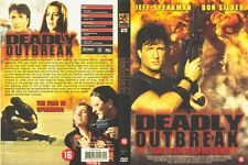 DEADLY OUTBREAK - DVD (BRAND NEW & SEALED)
