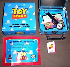 "DISNEY FOSSIL TOY STORY ""MR POTATO HEAD"" LIMITED EDITION COLLECTORS WATCH -NIB"