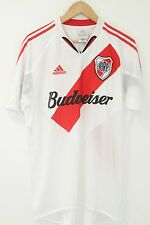 River Plate 2004-2005 Home Camisa Medio