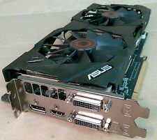 ASUS nVidia GEFORCE GTX 970 4GB GDDR5 DVI HDMI DisplayPort video graphics card
