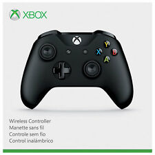 Microsoft Xbox One Wireless Controller - Black (Latest Model)