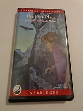 The Fear Place by Phyllis Reynolds Naylor Unabridged Audio Book (Cassette)
