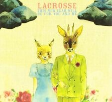 LACROSSE - THIS NEW YEAR WILL BE FOR YOU AND ME  CD NEU