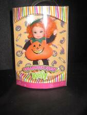 2007 HALLOWEEN Party Barbie Doll Li'l Friends of Kelly Miranda is a Pumpkin