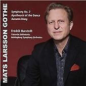 GOTHE, MATS LARSSON-Orchestral Works  CD NEW