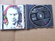 ROY HARPER,BORN IN CAPTIVITY cd m-/vg+ awareness rec. AWCD 1001 England 1985 ?