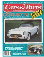 CARS & PARTS June 1986(1953 Corvette,1964 Cadillac De Ville cv,1931 Ford Model A