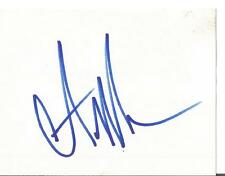 ANGELA JONES ACTRESS SIGNED AUTOGRAPHED 3X5 INDEX CARD W/COA AUTHENTIC