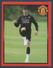 PANINI MANCHESTER UNITED 2008/09 #034-OWEN HARGREAVES IN TRAINING