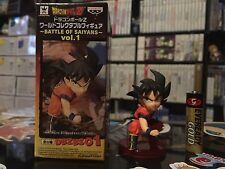 Goku DBZ Dragon Ball Z World Collectible Figures WCF BATTLE OF SAIYANS *NEW*