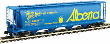 Walthers HO Scale 59' Cylindrical Hopper Alberta Heritage Fund/ALPX #628287