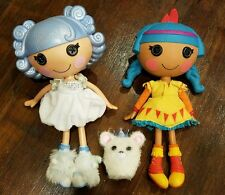 Lalaloopsy full size Ivory Ice Crystals and Feather Tell-A-Tale