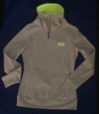 Nwt Xs Victoria's Secret Pink Ultimate Boyfriend Cowl Neck Pullover Hoodie Gray