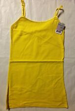 WOMEN'S MOPAS ADJUSTABLE SPAGHETTI STRAP CAMISOLE TANK TOPS