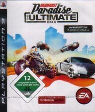 Playstation 3 BURNOUT PARADISE Ultimate Box * Neuwertig