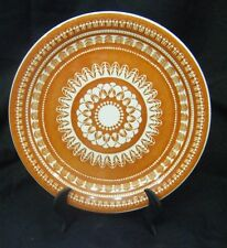 Wood & Sons Rare Retro ''BONDI'' 1970's Genuine English Ironstone Plate - 9''