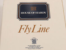 House of hardy Hardy Flyline UltraLite clear hundido dt9 27m
