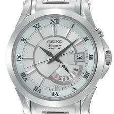 Seiko premier kinetic retrograde ZAGG Combo Crystal & Bezel Protector Waterproof