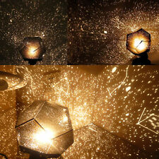 Romantic Astrostar Astro Star Laser Projector Cosmos Light DIY Bulb Lamp Home KG