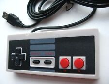 Retro Nintendo NES USB Controller for Windows & MAC Gaming, Emulator, ROM