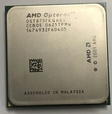 AMD OPTERON 875 2.2GHz CPU PROCESSOR CCB0E OST875FKQ6BS