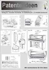 Klavier Piano antik u. modern auf 7618 Seiten!