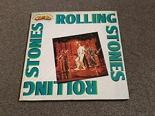 ROLLING STONES - 1981 ITALIAN SUPERSTAR LP IN BOOKLET SLEEVE EX MORE IN MY SHOP!