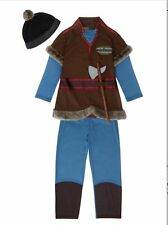 Disney Frozen Blue Disney Frozen Kristoff Outfit Dress Up Age 5/6 years Outfit