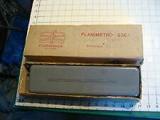 Vintage Drafting tool: PLANIMETRO 236A in case and box, NEAT.