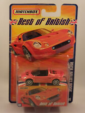 Matchbox Best of British 2007 #01 2006 Lotus Elise  MOC