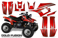 YAMAHA WARRIOR 350 GRAPHICS KIT CREATORX DECALS STICKERS CFR
