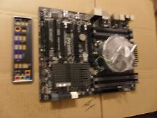 Gigabyte GA-X79-UP4, LGA 2011/Socket R,Motherboard with I7 3820 3.60 Ghz CPU