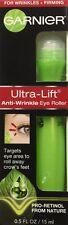 Garnier Ultra Lift Anti-Wrinkle Eye Roller Pro-Renitol Targets Eye Area .5 Oz