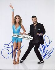 """ALEXA VEGA & MARK BALLAS IN PERSON SIGNED 8X10 COLOR PHOTO  """"PROOF"""""""