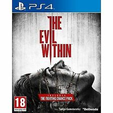 The Evil Within (Sony PlayStation 4, 2014)