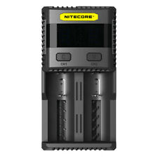 Nitecore Superb Charger SC2 - Selectable 3A Charging Speed